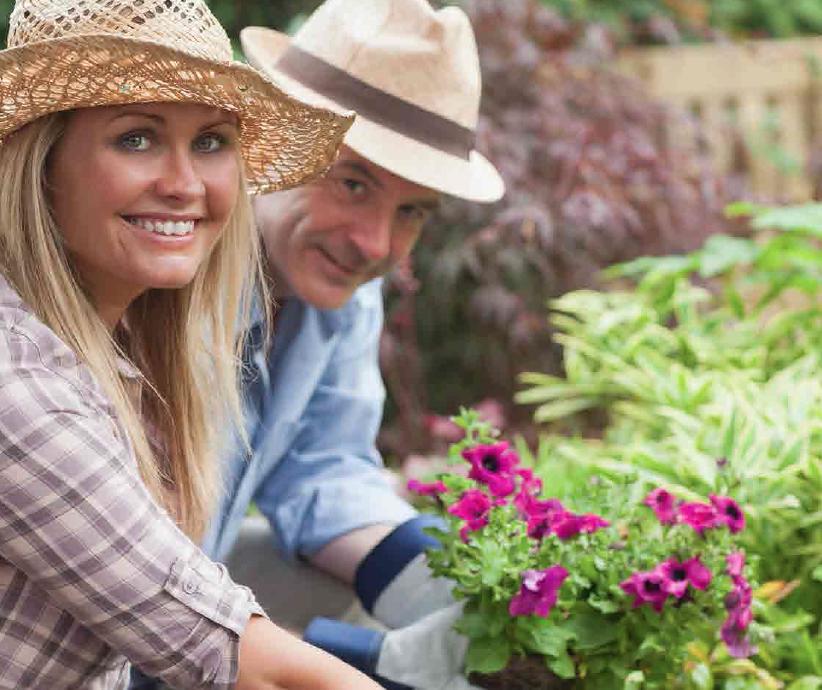 Heinen People Gardening