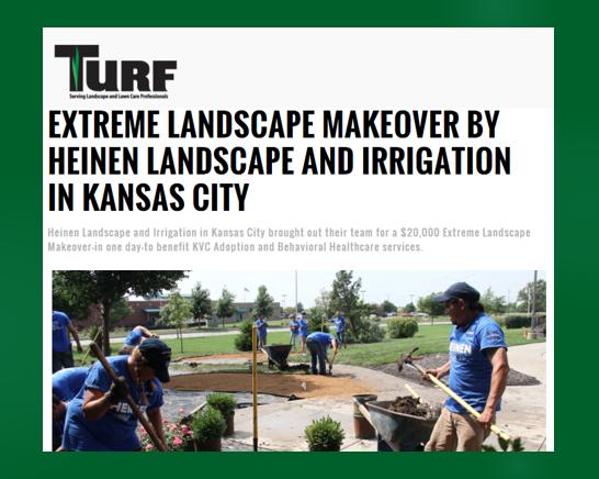 Heinen Landscape Turf Magazine