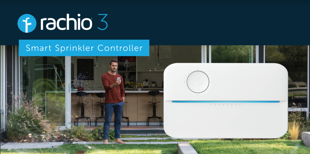 Rachio 3: Raising the Smart Sprinkler Bar