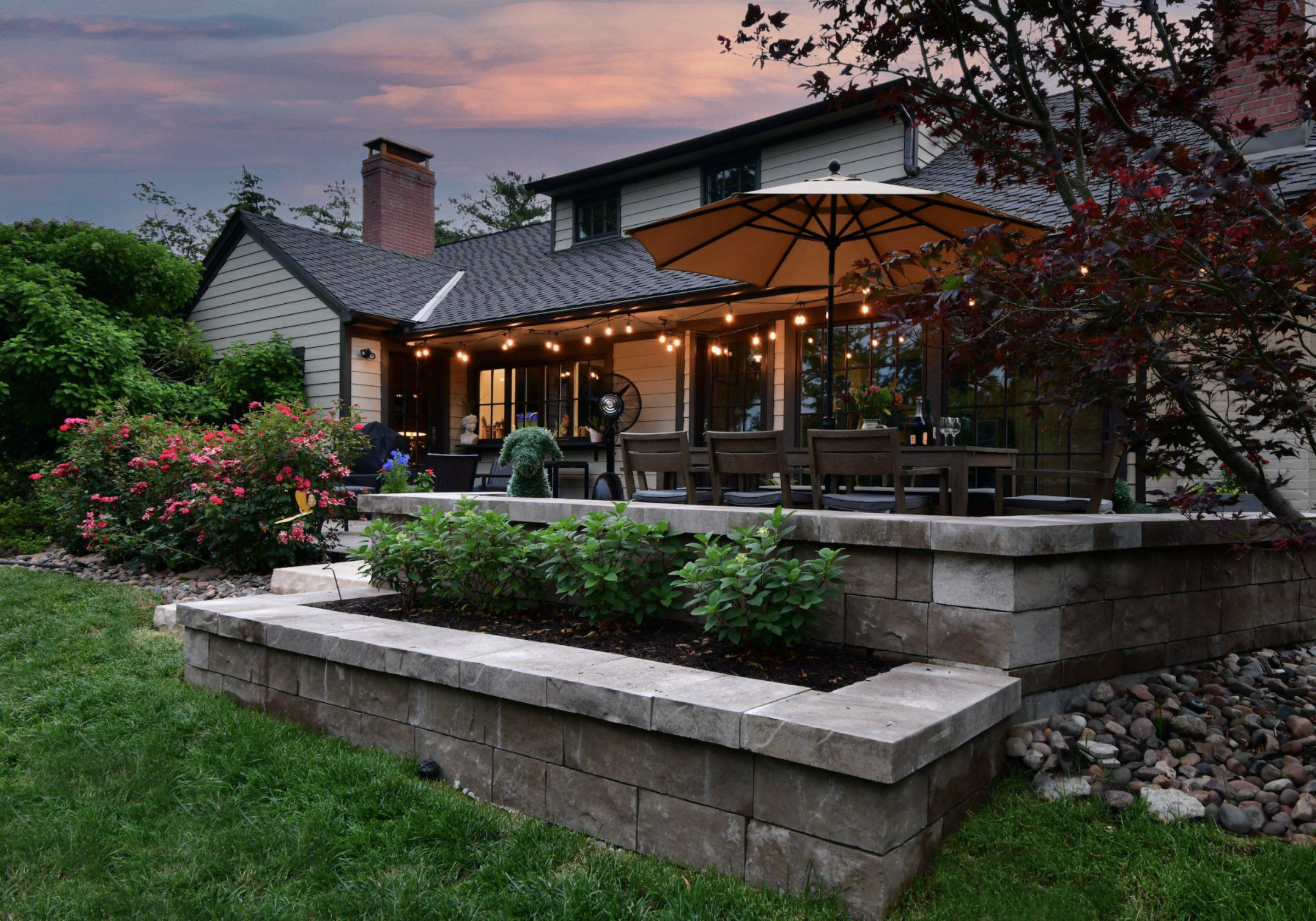 Perfect Fall Patios with Heinen