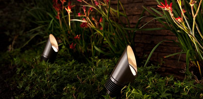 Heinen landscape irrigation outdoor lighting design wall lights aloadofball Choice Image