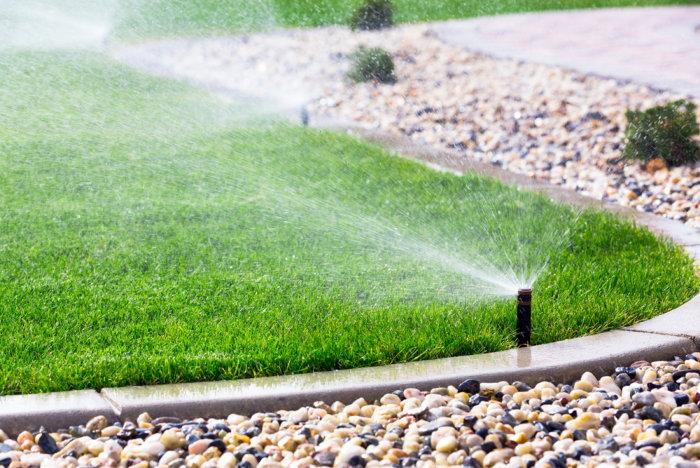 winterize your sprinkler system